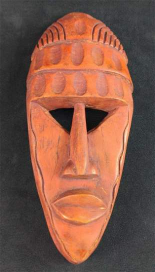 Replica Vintage African Style Tribal Mask