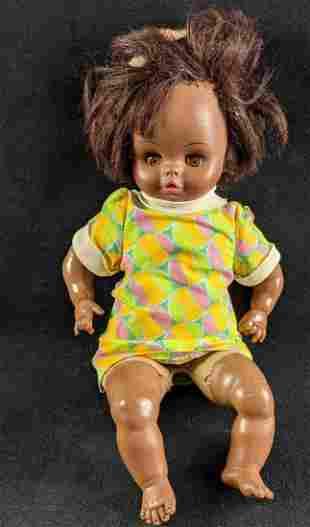 1968 African American Baby Doll Horseman Dolls Inc