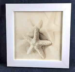 Starfish Beach Themed Wall Art