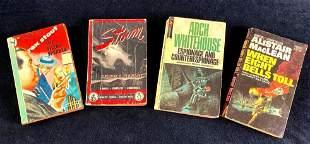 Set of (4) Antique Books 1950's -1960's