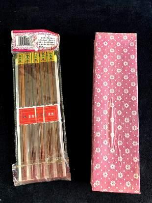 Set of (2) Packs of Chopsticks