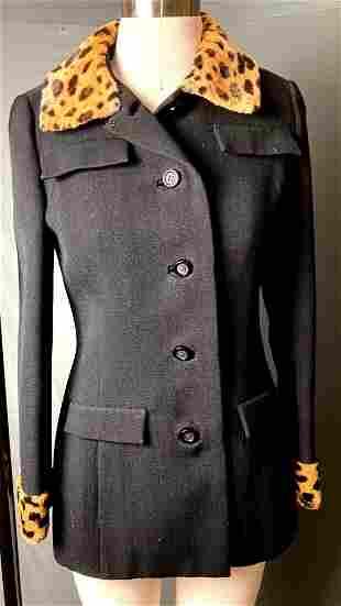 Eve Ernst Sportswear Fur Coat