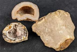 Quartz Crystal Agate Crystal Drusy Crystal Center