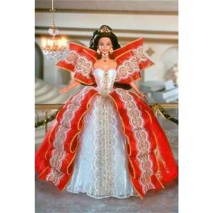 1997 Happy Holidays Barbie Doll Christmas