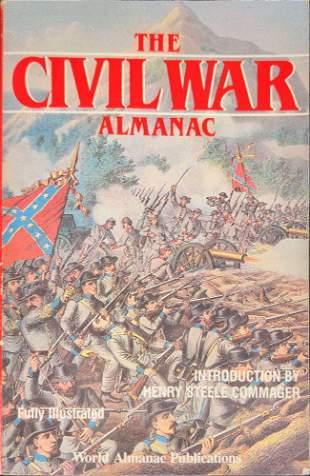 The Civil War Almanac By John S Bowman Paperback