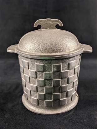 Vintage Guardian Service Ware Aluminum Ice Bucket