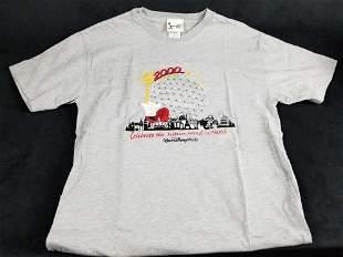 Year 2000 Celebrate the Future Hand in Hand Walt Disney