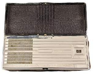 Vintage 1940s RCA Victor Portable BP-10 Portable Tube