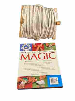 The Practical Encyclopedia Of Magic And A Coil Of Magic