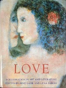 Love A Celebration In Art And Literature Hardcover