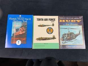 Lot 7 Paperback books/ Pamphlets