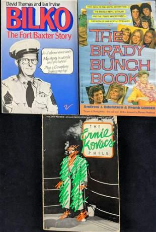 Lot Of Three Vintage TV Show Paperback Books