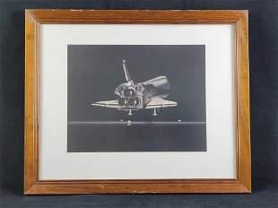 NASA Space Shuttle Photo