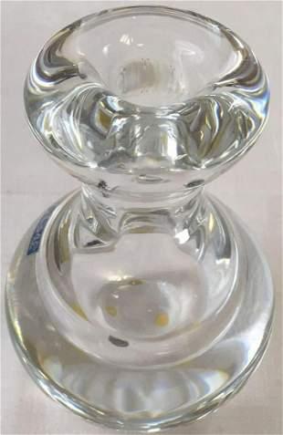 Vintage Galaxle Crystal Vase