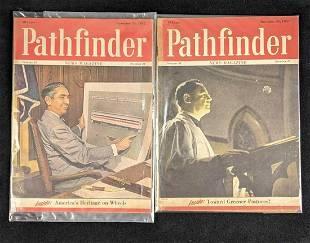 Vintage Pathfinder Magazines
