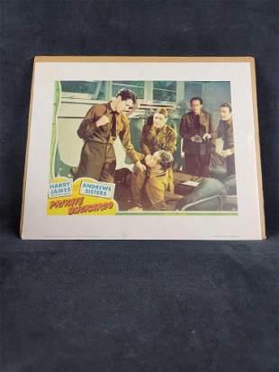 Private Buckaroo 1984 Lobby Card