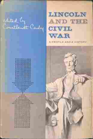 Lincoln And The Civil War by Courtlandt Canby