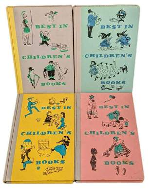 Vintage Best In Childrens Hardcover Books Robert E Lee