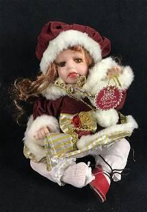 Christina Verdi Doll Collection 2005 Porcelain