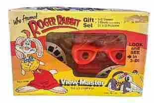 """Vintage """"Who Framed Roger Rabbit"""" View Master 3-D"""
