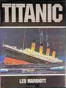 Titanic Hardcover By Leo Marriott