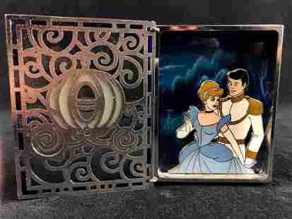 Vintage Cinderella Prince Charming Limited Edition