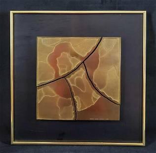 Original Stephen Michael Levinson Sculp Bronze Art