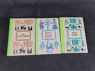 Children Story Books Stevenson Otis Houseman