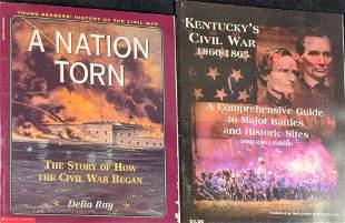 A Nation Torn Delia Ray And Kentucky Civil War Major
