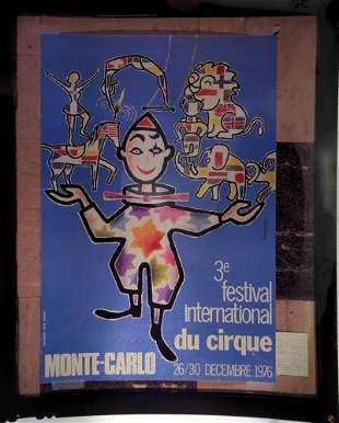 3e Festival International Du Cirque Transparency Monte