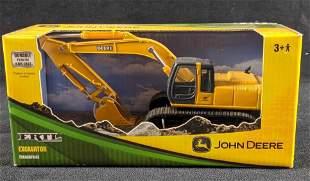 John Deer Excavator Toy Original Package