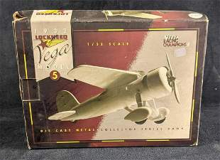 Lockheed Vega Model 5 Model Plane Collectors Series