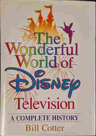 The Wonderful World Of Disney Television History