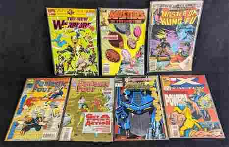 Marvel Comic Books Masters of the Universe Comic