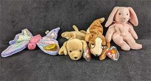 Ty Beanie Babies Fourth/Fifth Generation Babies