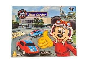 Disney World Theme Park Edition Race Car Set