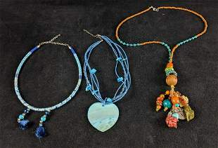 Necklaces Fashion Jewelry Tropical Style Beaded