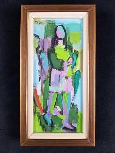 Original Acrylic Impressionism Painting by Tori R