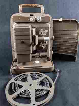 1950 Projector Film Bell and Howell 8mm 253A