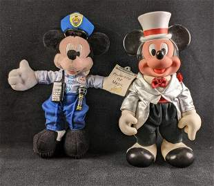 Disney Mickey Mouse Dolls