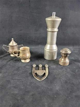 Sterling and Silver Plated Mixed Lot