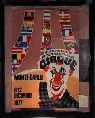 4e Festival International Du Cirque Transparency Monte