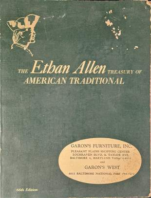 The Ethan Allen Treasury Of American Traditional