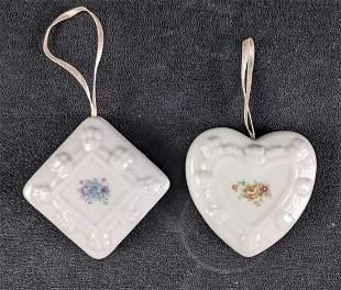 Vintage Salt and Pepper Shaker Ornaments