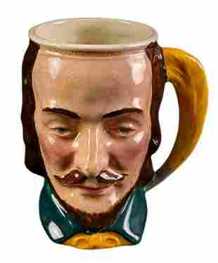 English Sandland Character Toby Mug Shakespeare