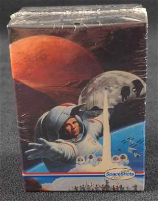 1991 Spaceshots Moon Mars Card Special Edition Set