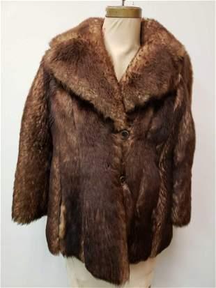 Irish Button Up Wool Coat