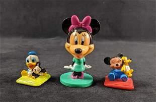 Vintage Disney Donald And Friends Figures