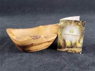 Olive Wood Bowl Art Legno