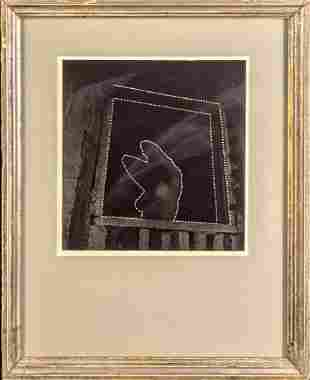 Framed Altered Photo